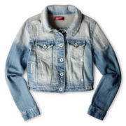 Arizona Denim Jacket - Girls 6-16 & Plus