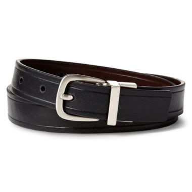 jcpenney.com | IZOD® Embossed Edge Reversible Belt - Boys 8-20