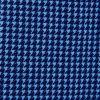 Blue Houndstooth