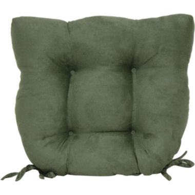 jcpenney.com | Faux-Suede Chair Cushion