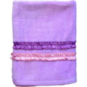 Ruffle Power Bath Towel