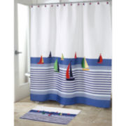 Avanti Regatta Shower Curtain