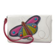 Relic® Caraway Cell Phone Multifunction Wristlet