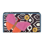 Relic® Caraway Butterfly Checkbook Wallet