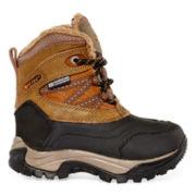 Hi-Tec Snow Peak 200 Boys Hiking Boots - Little Kids/Big Kids