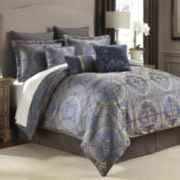 Croscill Classics® Marcel 4-pc. Jacquard Comforter Set & Accessories