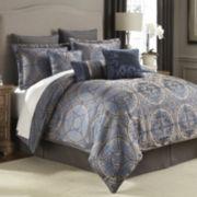 Croscill Classics® Marcel 4-pc. Jacquard Comforter Set & Accessories