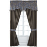 Croscill Classics® Marcel Pole-Top 2-Pack Curtain Panels