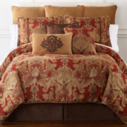 Royal Velvet® Del Rey 4-pc. Comforter Set & Accessories