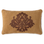Royal Velvet® Del Rey Oblong Decorative Pillow