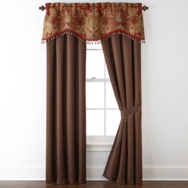 jcpenney.com | Royal Velvet® Del Rey 2-Pack Curtain Panels