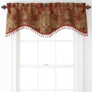 Royal Velvet® Del Rey Scalloped Valance