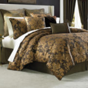Croscill Classics® Samantha 4-pc. Jacquard Comforter Set & Accessories