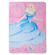 Disney Cinderella A Moment of Magic Blanket