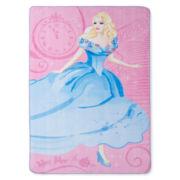 Disney Cinderella A Moment of Magic Blanket