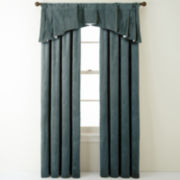 Bliss Velvet Embroidered Window Treatments