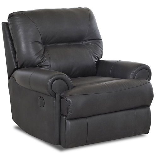Brinkley Leather Power Recliner