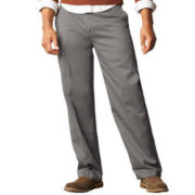 Dockers® D3 Signature Classic-Fit Flat–Front Pants–Big & Tall