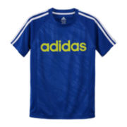adidas® Short-Sleeve Performance Tee - Boys 8-20