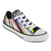 Converse® Chuck Taylor All Star Fireflies Girls Fashion Sneakers - Little Kids