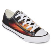 Converse® Chuck Taylor All Star Flames Boys Fashion Sneakers - Little Kids