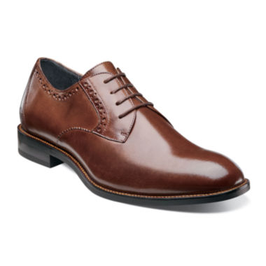 jcpenney.com | Stacy Adams® Graham Mens Leather Oxford Dress Shoes