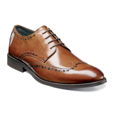 jcpenney.com | Stacy Adams® Rayburn Mens Wingtip Lace-Up Oxfords