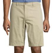 Claiborne® Stretch Cotton Shorts