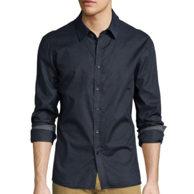 jcpenney.com | No Retreat Long-Sleeve Button-Up Print Woven Shirt