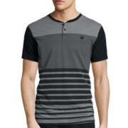 Zoo York® Transit Short-Sleeve Henley T-Shirt