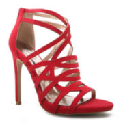 Qupid Glee Strappy Pumps