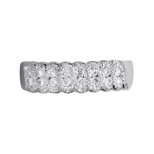LIMITED QUANTITIES 3/8 CT. T.W. Diamond 14K White Gold Ring
