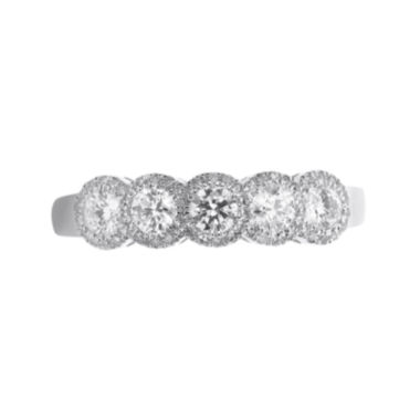 jcpenney.com | LIMITED QUANTITIES 1/2 CT. T.W. Diamond 14K White Gold Ring