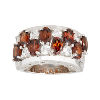 jcpenney.com | LIMITED QUANTITIES  Genuine Brown Zircon and Opal Ring