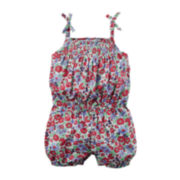 Carter's® Floral Romper - Baby Girls newborn-24m