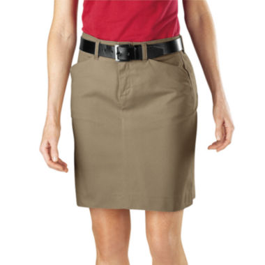 jcpenney.com | Dickies© Straight-Fit Stretch Twill Skirt
