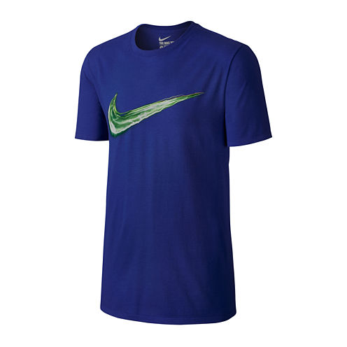 Nike® Swoosh Streak Tee