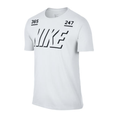 jcpenney.com | Nike® Shadow Block Tee