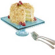 Gibson® Glass Treat Stand