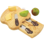 Picnic Time Apple Cheeseboard