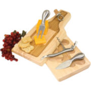 Picnic Time Silhouette Cheeseboard