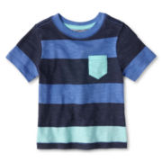 Arizona Colorblock Tee Shirt - Boys 12m-6y
