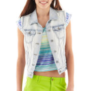 Arizona Coolrider Denim Vest