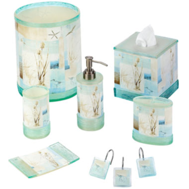 jcpenney.com | Avanti Blue Waters Bath Collection