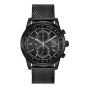 Citizen® Eco-Drive® Mens Mesh Chronograph Sport Watch CA0338-57E