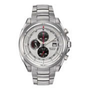 Citizen® Eco-Drive® MensTitanium Chronograph Sport Watch CA0550-87A