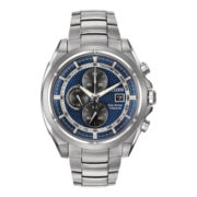 Citizen® Eco-Drive® Mens Titanium Chronograph Sport Watch CA0550-87L