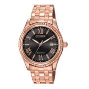 Drive from Citizen® Eco-Drive® Womens Bracelet Watch EO1143-54E