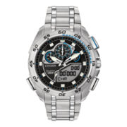 Citizen® Eco-Drive® Promaster Super Chronograph Mens Sport Watch JW0110-58E