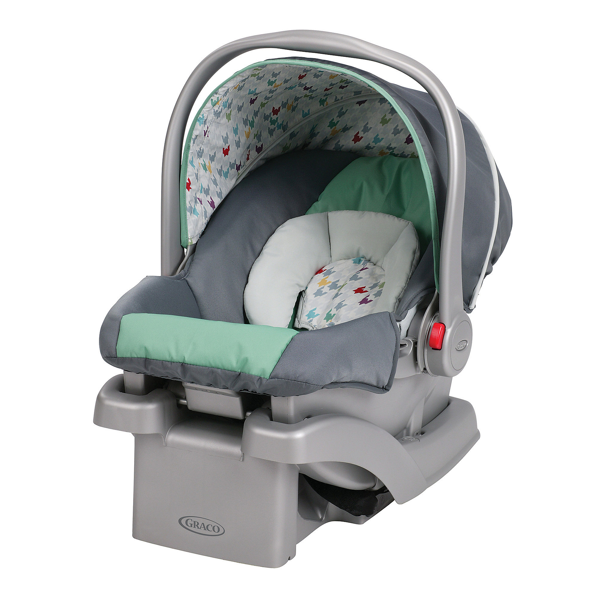 graco infant car seat instructions